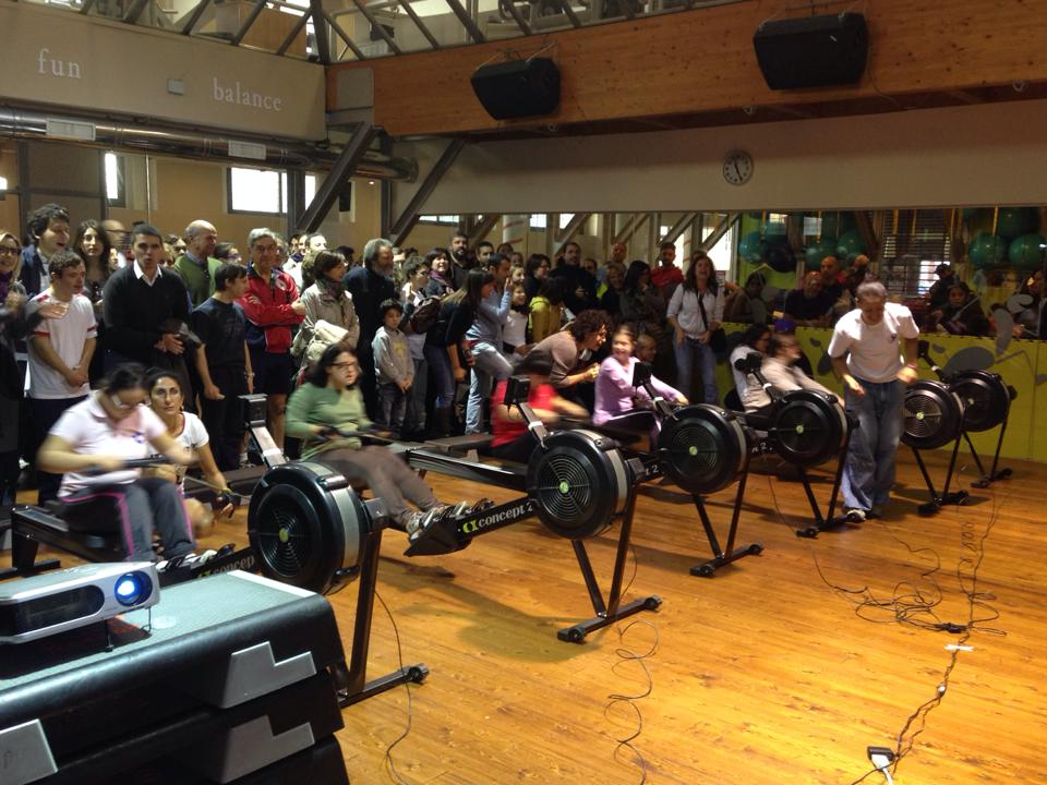 indoor rowing 3